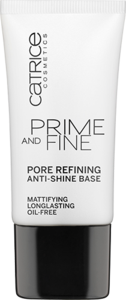 Основа для макияжа Prime And Fine Pore Refining And Anti-Shine Base от CATRICE