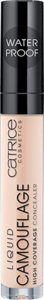 Жидкий консилер Liquid Camouflage - High Coverage Concealer от CATRICE